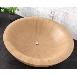 Laguna Round Bagno Sasso ванна из дерева круглая, свободностоящая 170 | 180 | 190 | 200 см