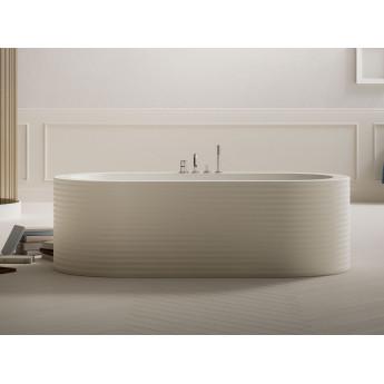 OneWeek Blu Bleu ванна акриловая отдельностоящая белая с цветными внешними панелями