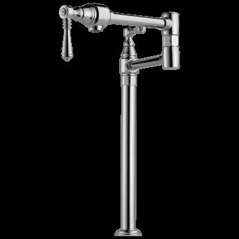 62710LF-PC кран для налива холодной воды на столешницу Traditional Brizo