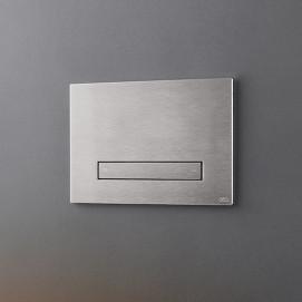 Дизайнерская панель смыва из нержавеющей стали для системы инсталляции подвесного унитаза CEA Design