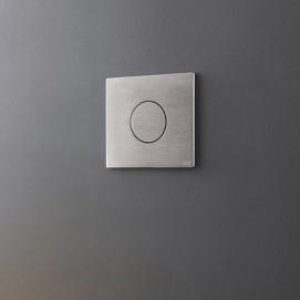 Дизайнерская панель из нержавеющей стали для инфракрасной бесконтактной системы смыва писсуара Geberit