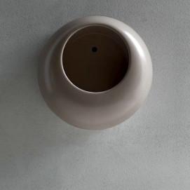 Ball Cielo круглый писсуар, керамика, настенный, белый, черный или цветной
