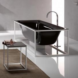 BetteLux Shape ванна из эмалированной стали на открытом каркасе