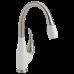 9158-SB-DST смеситель для кухни с вытяжным душем на 1 отверстие