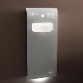 Aquasteam Effegibi компактный хамам колонна в дизайнерском исполнении с компактным умывальником