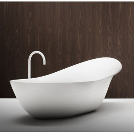 LANCETTA Falper ванна отдельностоящая из Cristalplant