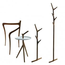 Ergo Galassia аксессуары из натурального дерева для ванной