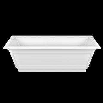 Eleganza Gessi отдельностоящая ванна из Cristalplant
