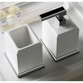 Eleganza Gessi аксессуары для ванной и туалета неоклассика