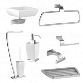 Mimi Gessi аксессуары для туалета, душевой и ванной комнаты