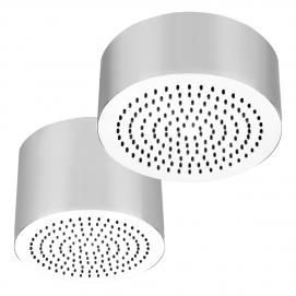 33031 33035 душевая головка цилиндрической формы для потолочного крепления SEGNI TONDO Gessi