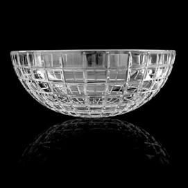 LUXOR ROUND Glass Design раковина из хрусталя круглая