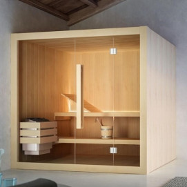 Hoshi сауна кабинка комплект Glass189