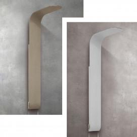 Showerwave Glass1989 дизайнерская душевая панель с гидромассажем