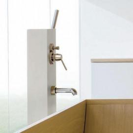 Agape FEZ смеситель для ванны настенный