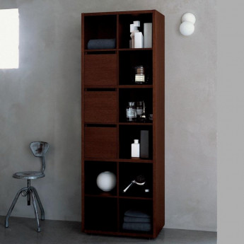 AMOB045V Agape KONTE шкафчик для ванной на ножках