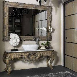 Испанская мебель в стиле барокко дерево Verona Alexandra