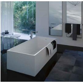 9783 SKA Millidue ванна свободностоящая прямоугольная