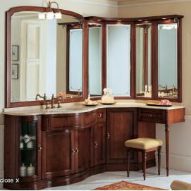 Комплект мебели для ванной комнаты Il Borgo №8 Eurodesign