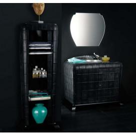 art. 2010 Linea Déco Мебель для ванной из дерева с мраморной столешницей Bianchini Capponi