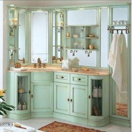 Комплект мебели для ванной комнаты Il Borgo №18 Eurodesign