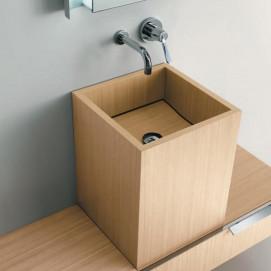 Раковина Cube Agape ACER0770M навесная или на столешницу