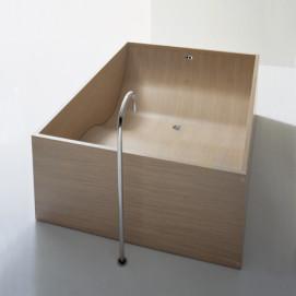 Woodline Agape ванна из дерева отдельностоящая