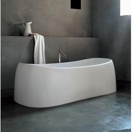 Agape Pear ванна из минерального литья 180х90 отдельностоящая