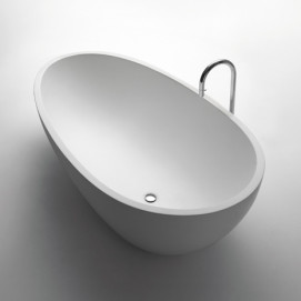 Agape Spoon XL ванна отдельностоящая в форме ложки 180х98х49см