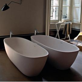 Agape NORMAL ванна свободностящая овальная 170см