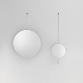 ABUC0178 Agape Bucatini зеркало косметическое для ванной регулируемое по высоте