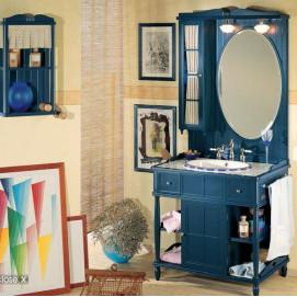 Комплект мебели для ванной комнаты Green & Roses №4 Eurodesign