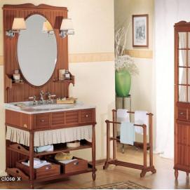 Комплект мебели для ванной комнаты Green & Roses №5 Eurodesign