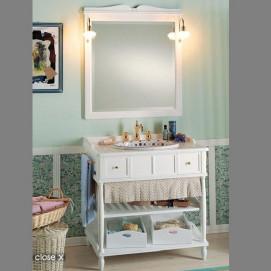 Комплект мебели для ванной комнаты Green & Roses №7 Eurodesign