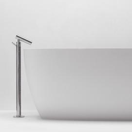 ARUB1024N Agape смеситель для ванны напольный с ручным душем