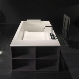 BIBLIO42 Ванна прямоугольная Antonio Lupi