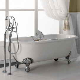 DRAYCOTT Devon & Devon ванна чугунная на ножках