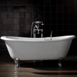 Admiral Devon Devon ванна чугунная на ножках