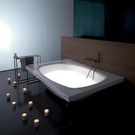 Kaos 2 Kos ванна с внешним каркасом 200х140