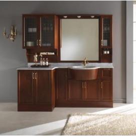 Tudor 06 Мебель для ванной комнаты 201 х 65 х 200h BMT