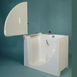 Bazz Smart 60 Sameca сидячая ванна с боковой дверцей