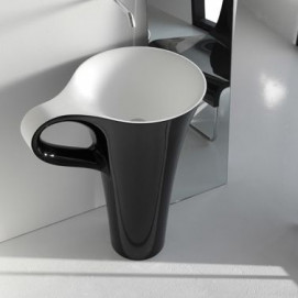 CUP ArtCeram раковина напольная в форме чашки