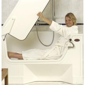 Calibur 107 SAMECA AB ванна с боковой дверцей