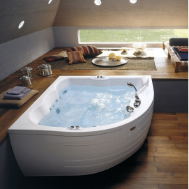 9443-288 ванна с гидромассажем Maxima Jacuzzi