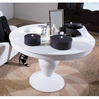 Vanity Ypsilon круглый туалетный столик с раковиной