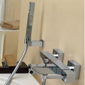 5300 Rubinetterie 3m Смеситель для ванны настенный с душевым гарнитуром