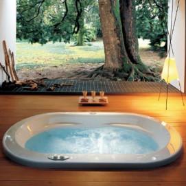 9443-135 ванна с гидромассажем Opalia Jacuzzi
