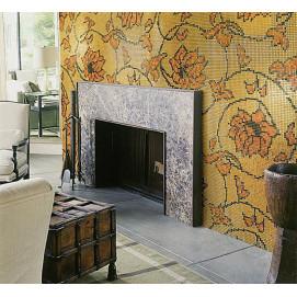 """Colibri Sicis мозаичные панно и """"ковры"""" для стен из стеклянной мозаики на заказ"""