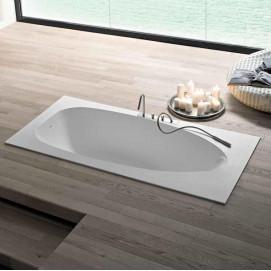 20 VE 1000 Boma Rexa design ванна для установки с уровнем пола