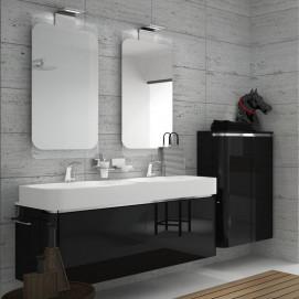 AC01 ACACIA Комплект мебели для ванной комнаты 140х 51х 50 см ARDECO